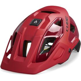 Cube Strover Casco, rosso
